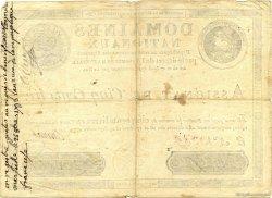 500 Livres FRANCE  1790 Laf.135 pr.TTB