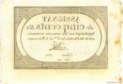 500 Livres FRANCE  1794 Laf.172 SUP