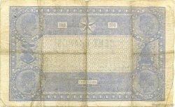 100 Francs 1862 Indices noirs FRANCE  1869 F.A39.05 TB