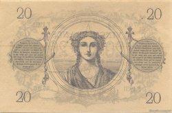 20 Francs 1871 FRANCE  1873 F.A46.04 pr.SPL