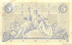5 Francs NOIR FRANCE  1873 F.01.18 TTB