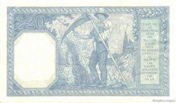 20 Francs BAYARD FRANCE  1917 F.11.02 SUP+