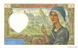 50 Francs JACQUES CŒUR FRANCE  1941 F.19.07 pr.NEUF