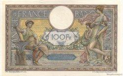 100 Francs LUC OLIVIER MERSON sans LOM FRANCE  1912 F.23.04 pr.SPL