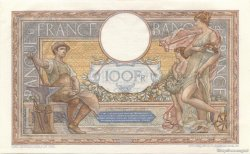 100 Francs LUC OLIVIER MERSON type modifié FRANCE  1937 F.25.04