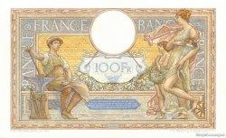 100 Francs LUC OLIVIER MERSON type modifié FRANCE  1937 F.25.05 SUP