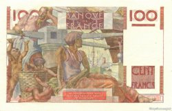 100 Francs JEUNE PAYSAN FRANCE  1946 F.28.09 SPL