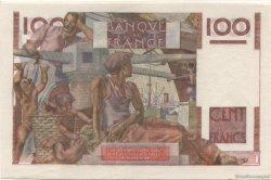 100 Francs JEUNE PAYSAN filigrane inversé FRANCE  1952 F.28bis.02 pr.NEUF