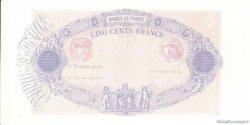 500 Francs BLEU ET ROSE FRANCE  1888 F.30.00 NEUF