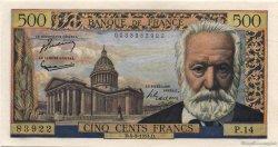 500 Francs VICTOR HUGO FRANCE  1954 F.35.02 SPL+