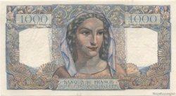 1000 Francs MINERVE ET HERCULE FRANCE  1946 F.41.16 SUP+