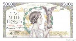 5000 Francs VICTOIRE Impression à plat FRANCE  1939 F.46.09 SPL+