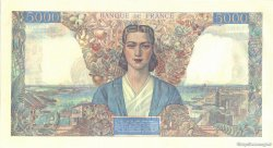 5000 Francs EMPIRE FRANCAIS FRANCE  1945 F.47.20 SUP+