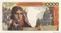 10000 Francs BONAPARTE FRANCE  1958 F.51.13 SPL+