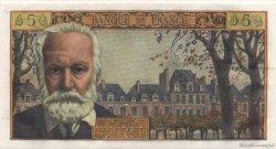 5 Nouveaux Francs VICTOR HUGO FRANCE  1963 F.56.13 pr.NEUF
