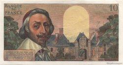 10 Nouveaux Francs RICHELIEU FRANCE  1962 F.57.20 SPL+