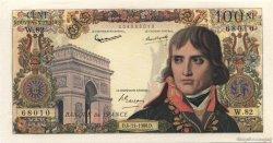 100 Nouveaux Francs BONAPARTE FRANCE  1960 F.59.08 SPL