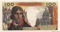 100 Nouveaux Francs BONAPARTE FRANCE  1962 F.59.14 SPL+