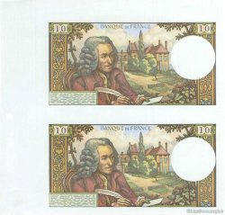 10 Francs VOLTAIRE FRANCE  1963 F.62.00e2 NEUF