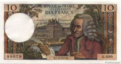 10 Francs VOLTAIRE FRANCE  1973 F.62.62 NEUF