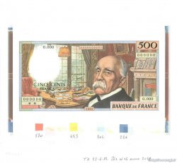 500 Francs CLEMENCEAU FRANCE  1982 F.(65bis) NEUF
