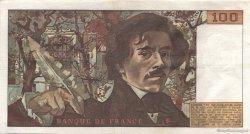 100 Francs DELACROIX FRANCE  1978 F.68.04 SUP+