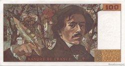 100 Francs DELACROIX imprimé en continu FRANCE  1990 F.69bis.02e1 pr.NEUF
