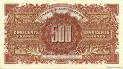 500 Francs Marianne FRANCE  1945 VF.11.01 SUP