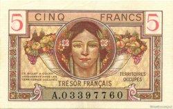 5 Francs Trésor Français FRANCE  1947 VF.29.01 SUP+