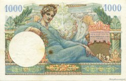 1000 Francs Suez FRANCE  1956 VF.43.01 pr.SPL