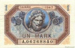 1 Mark Sarre FRANCE  1947 VF.44.01 SPL