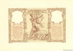 100 Francs MINES DOMANIALES DE LA SARRE FRANCE  1920 VF.55.02 NEUF