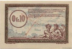 10 Centimes FRANCE régionalisme et divers  1923 JP.02 SUP+