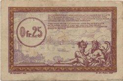 25 Centimes FRANCE régionalisme et divers  1923 JP.03 TTB