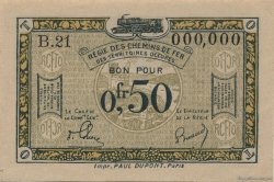 50 Centimes FRANCE  1923 JP.04 NEUF