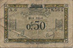 50 Centimes FRANCE  1923 JP.04 TB
