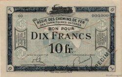 10 Francs FRANCE régionalisme et divers  1923 JP.07 SPL