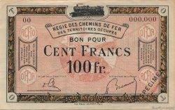 100 Francs FRANCE régionalisme et divers  1923 JP.10 SUP