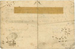 50 Livres Tournois typographié FRANCE  1720 Laf.096 TB à TTB