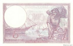 5 Francs VIOLET FRANCE  1923 F.03.07 SUP à SPL