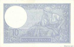 10 Francs MINERVE modifié FRANCE  1940 F.07.18 SPL