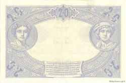 20 Francs BLEU FRANCE  1906 F.10.01 pr.NEUF