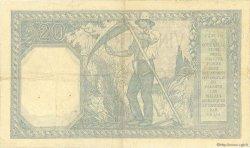 20 Francs BAYARD FRANCE  1918 F.11.03 TTB
