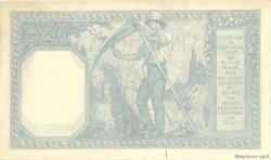 20 Francs BAYARD FRANCE  1919 F.11.04 SUP
