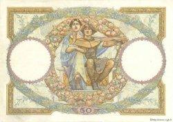 50 Francs LUC OLIVIER MERSON type modifié FRANCE  1931 F.16.02 TTB+
