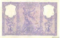 100 Francs BLEU ET ROSE FRANCE  1904 F.21.18 TB+
