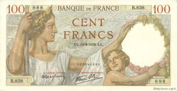 100 Francs SULLY FRANCE  1939 F.26.06 pr.NEUF