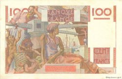 100 Francs JEUNE PAYSAN Favre-Gilly FRANCE  1947 F.28ter.02 SUP+