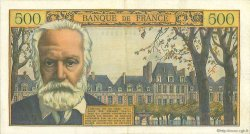 500 Francs VICTOR HUGO FRANCE  1955 F.35.04 TTB à SUP