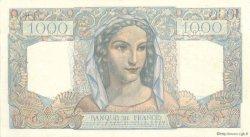 1000 Francs MINERVE ET HERCULE FRANCE  1946 F.41.11 SUP+